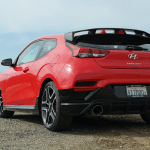 2019 Hyundai Veloster N Track Test New Hyundai Performance Hatch Driven At Thunderhill