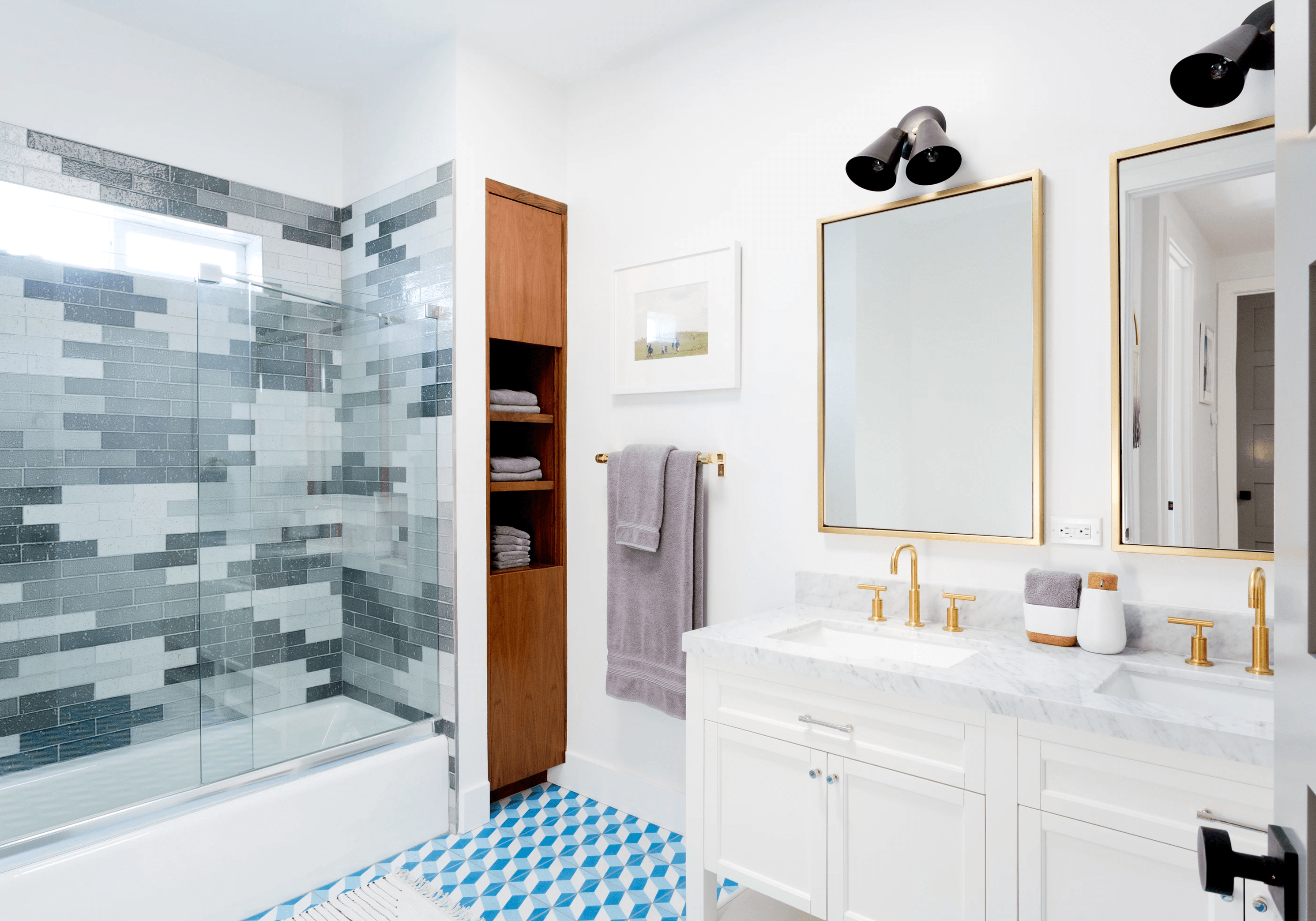 Subway Tile Bathroom 10 Best Subway Tile Bathroom Designs In 2018 Subway Tile Ideas