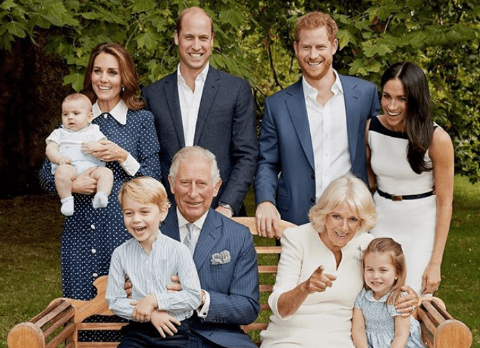 why royals are laughing
