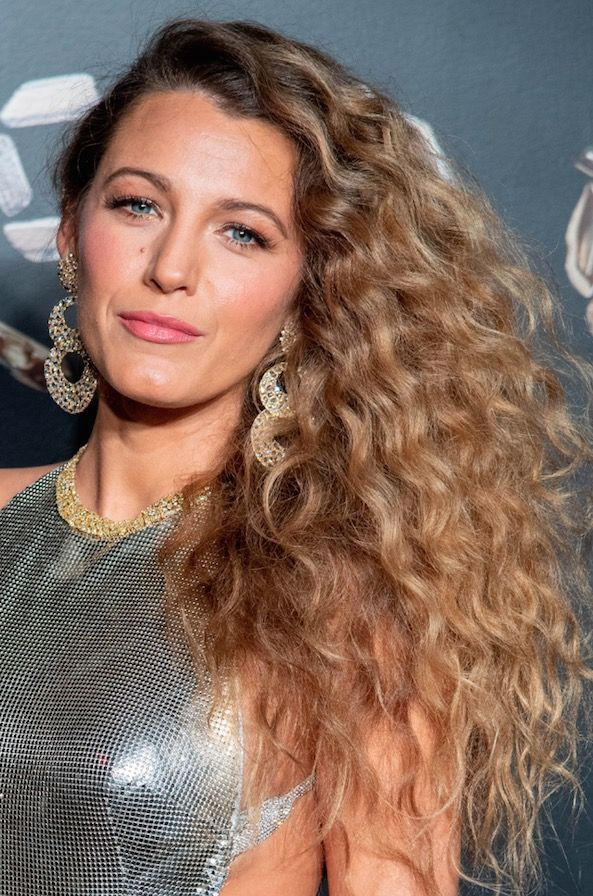 easy curly hairstyles - long