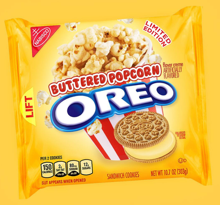 Buttered Popcorn Oreos Are Reportedly In The Works  New