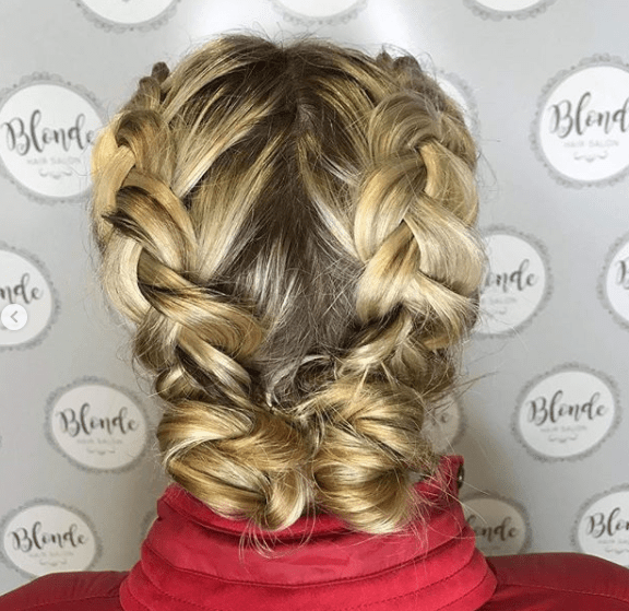prom updos 2019 - easy