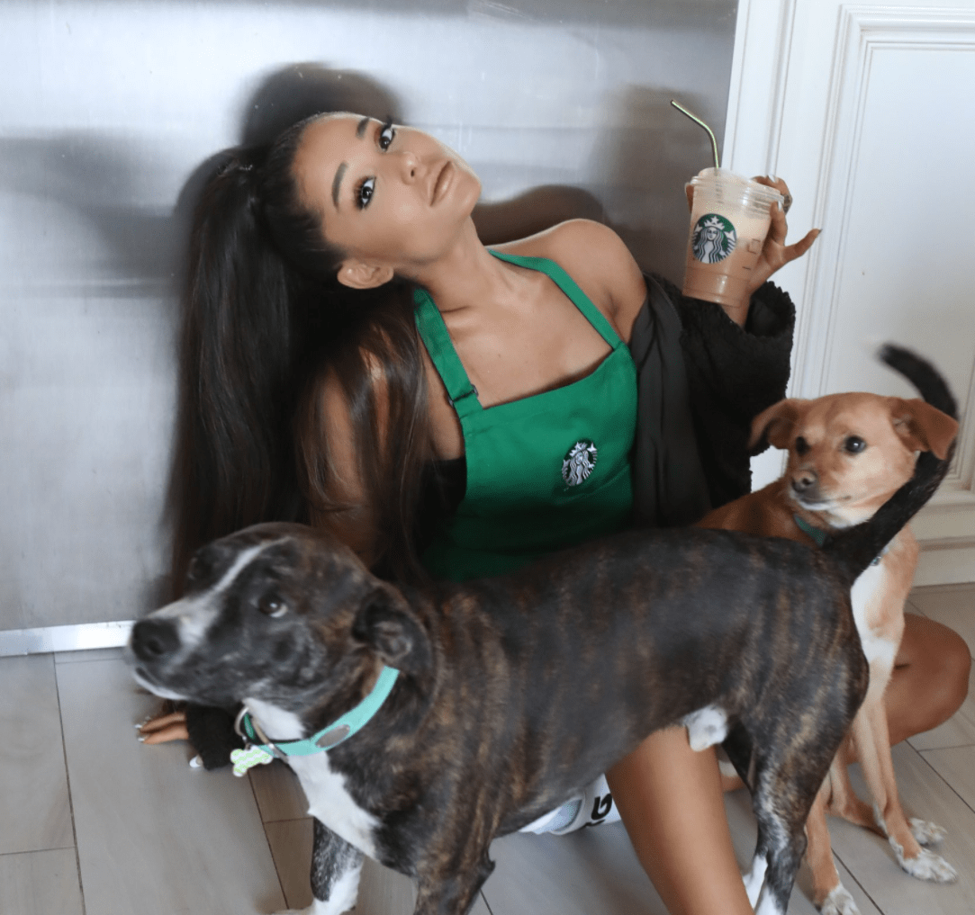 Starbucks And Ariana Grande S Collaboration Is Here