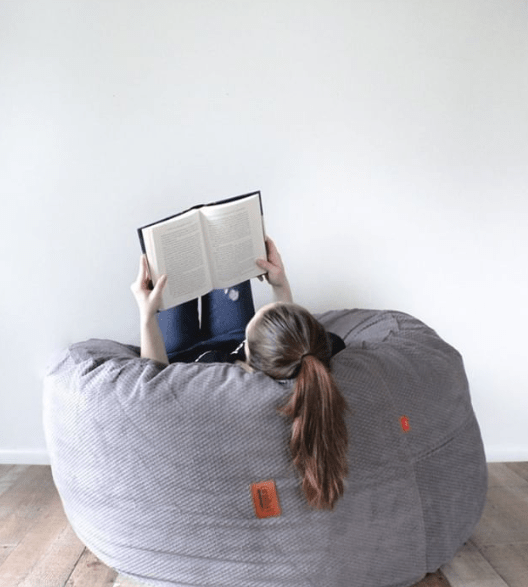 bean bag that converts to a bed