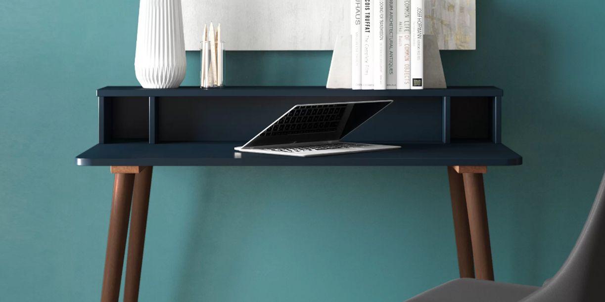 10 Best Secretary Desks For Small Spaces Cute Secretary Desks