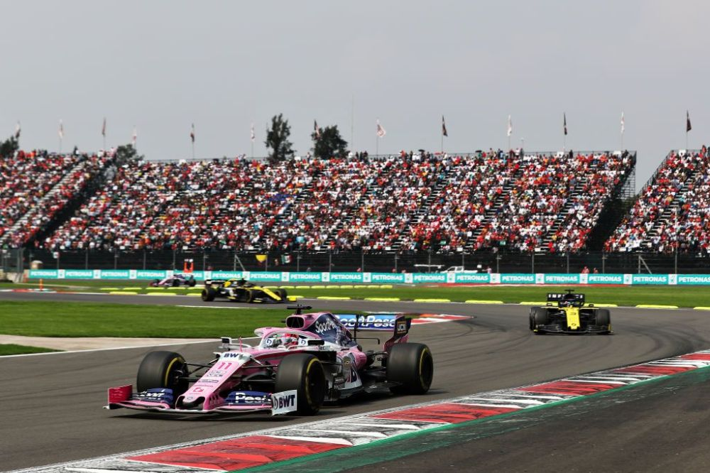 F1 Grand Prix of Mexico