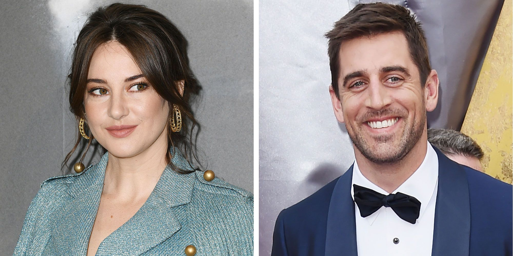 How Aaron Rodgers' Friends Feel About His Fast Engagement to Shailene  Woodley
