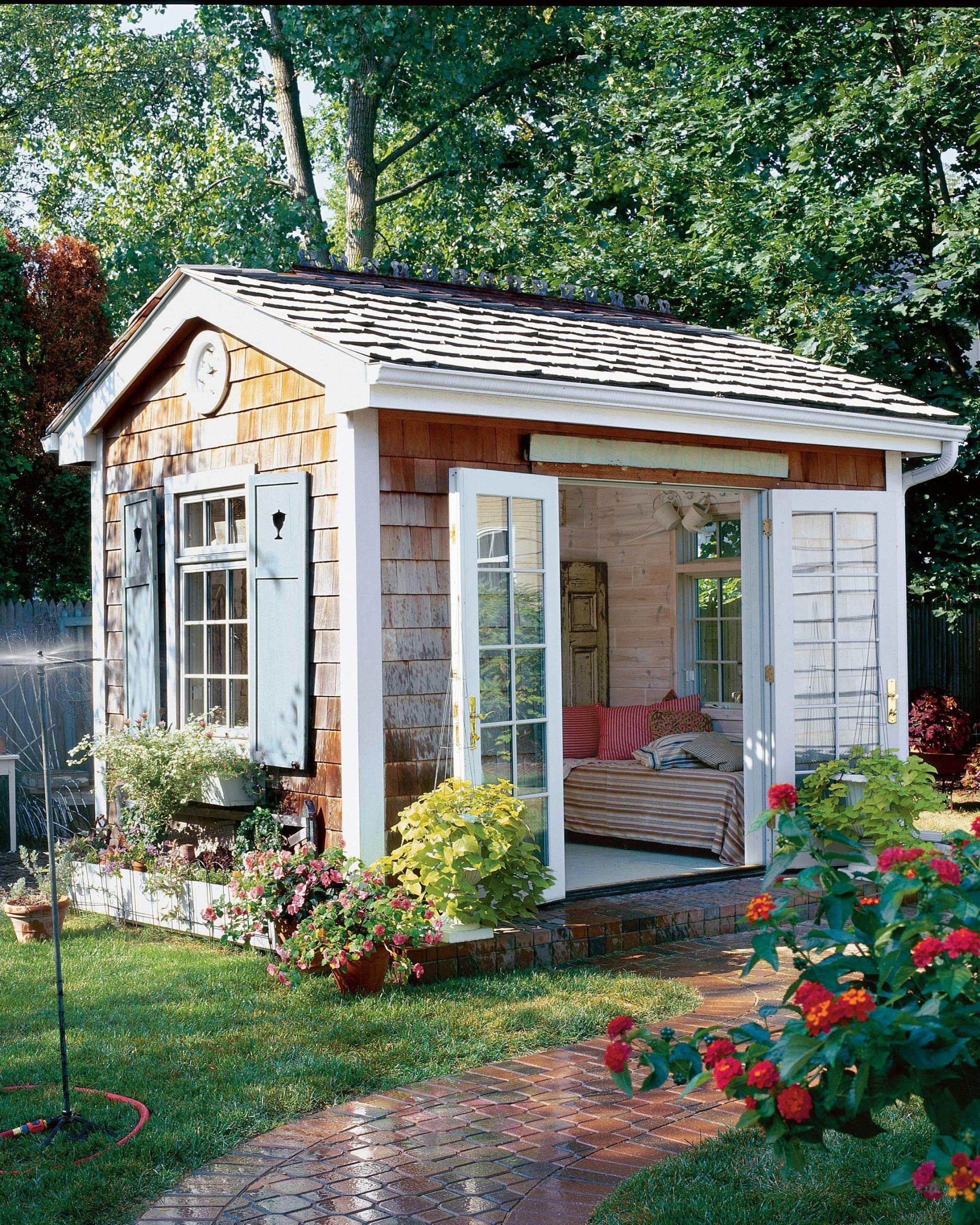 Back Porch Greenhouse
