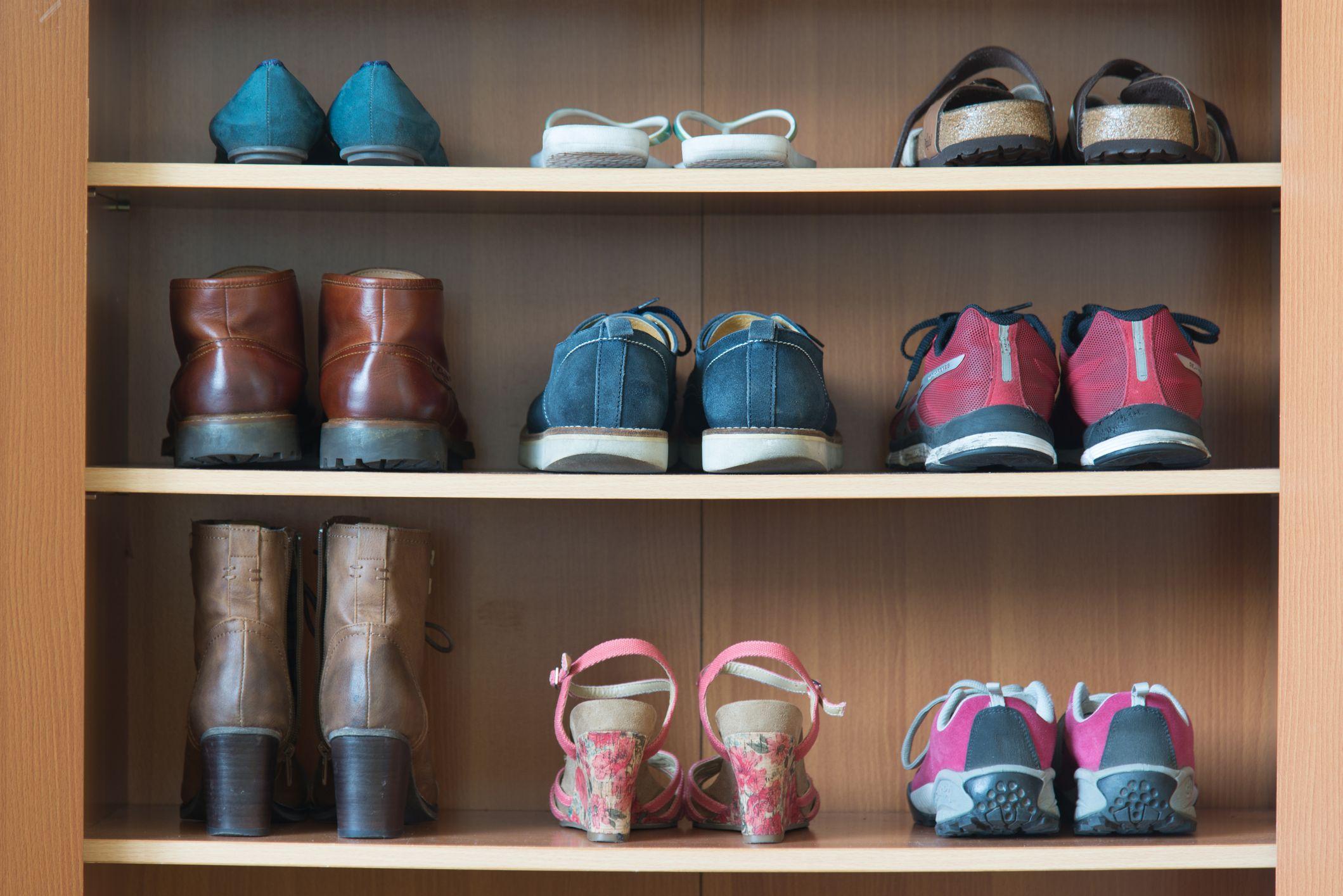 20 diy shoe rack ideas best homemade