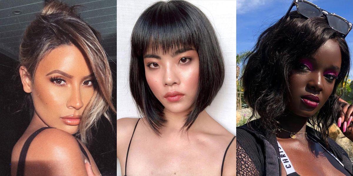 short hairstyle ideas thin
