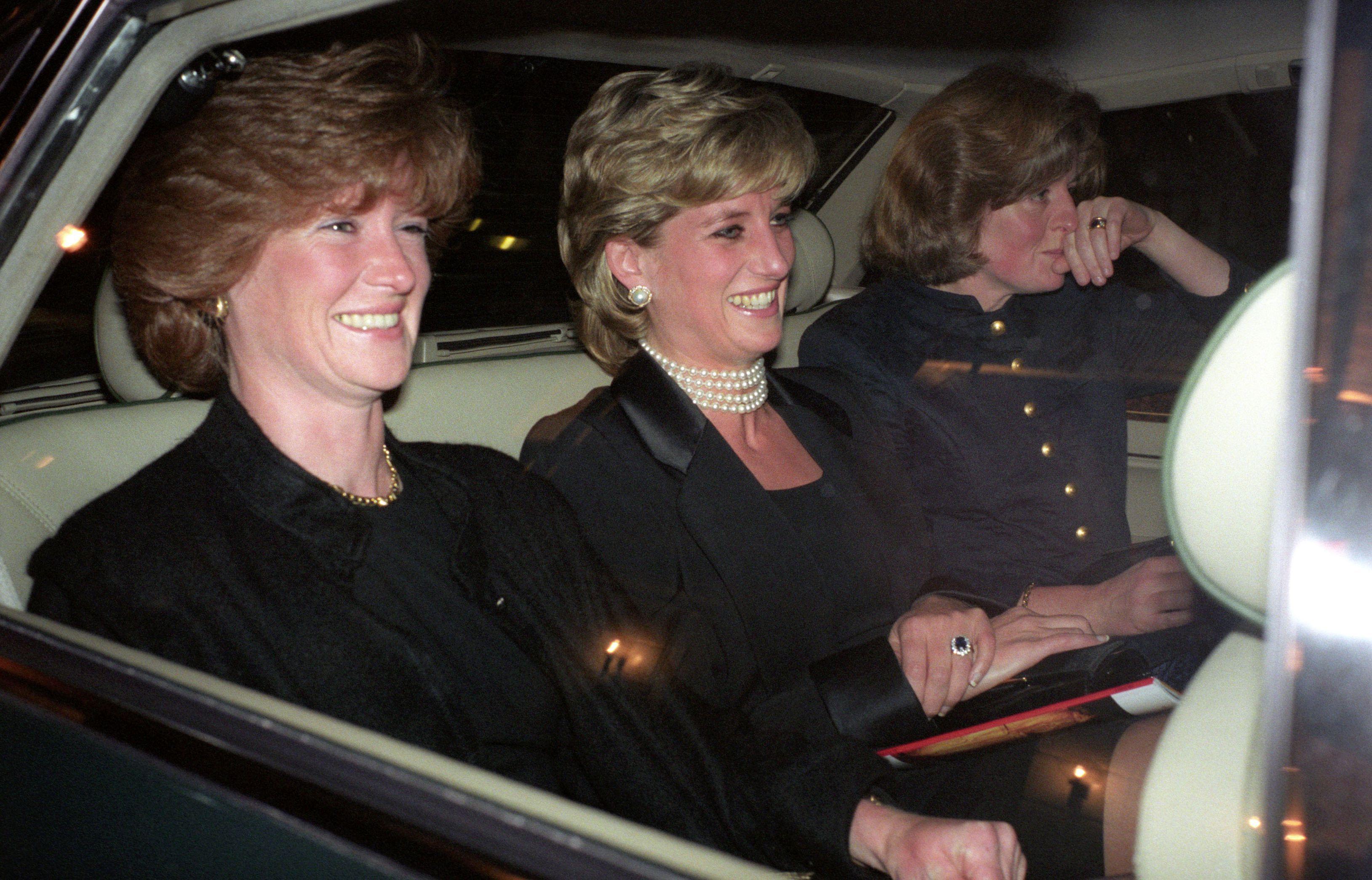 Princess Dianas Sisters Who Are Lady Sarah McCorquodale