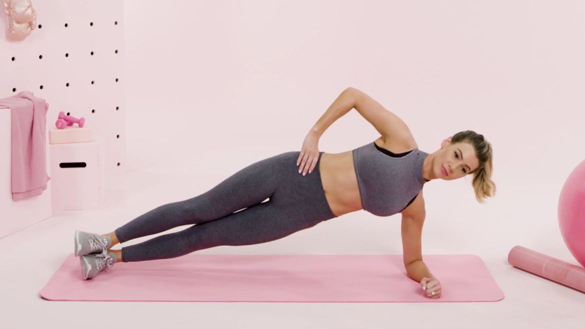 10 Simple At-Home Exercises To Help You Get A Six Pack
