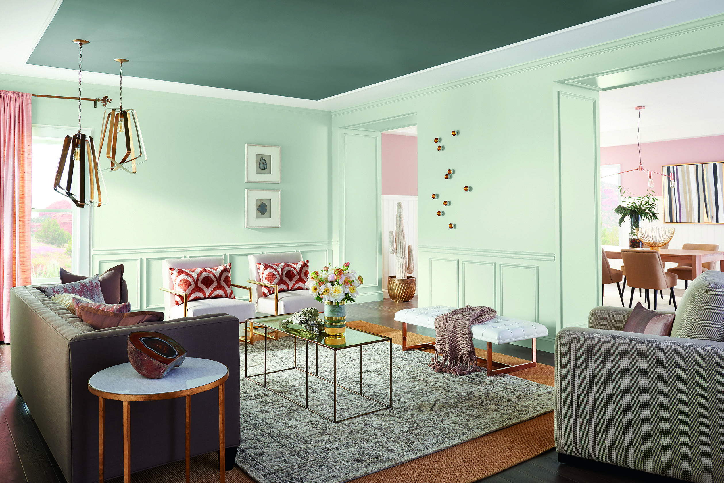 The 2018 Color Trends  Sherwin Williams