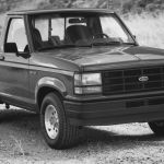 The Visual History Of Ford S Compact Pickups