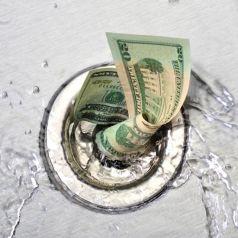 Risultati immagini per losing money