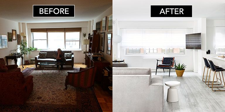 Small Apartment Design Transformed This NYC Apartment Small