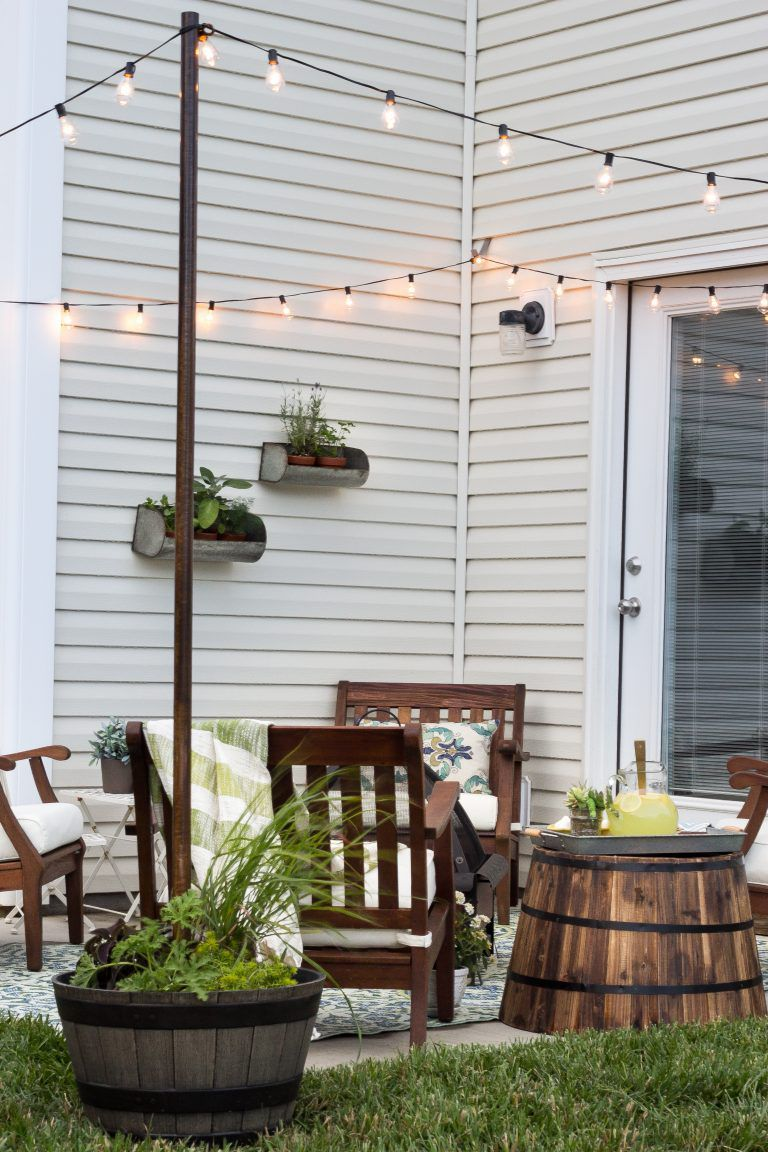 29 small backyard ideas - beautiful landscaping designs for