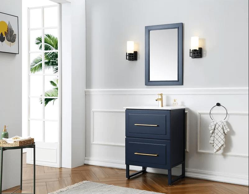 15 Small Bathroom Vanities Under 24 Inches  Vanities for