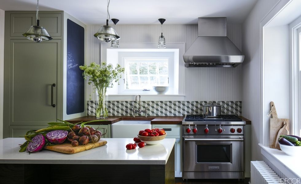 Design Ideas For Tiny Kitchens