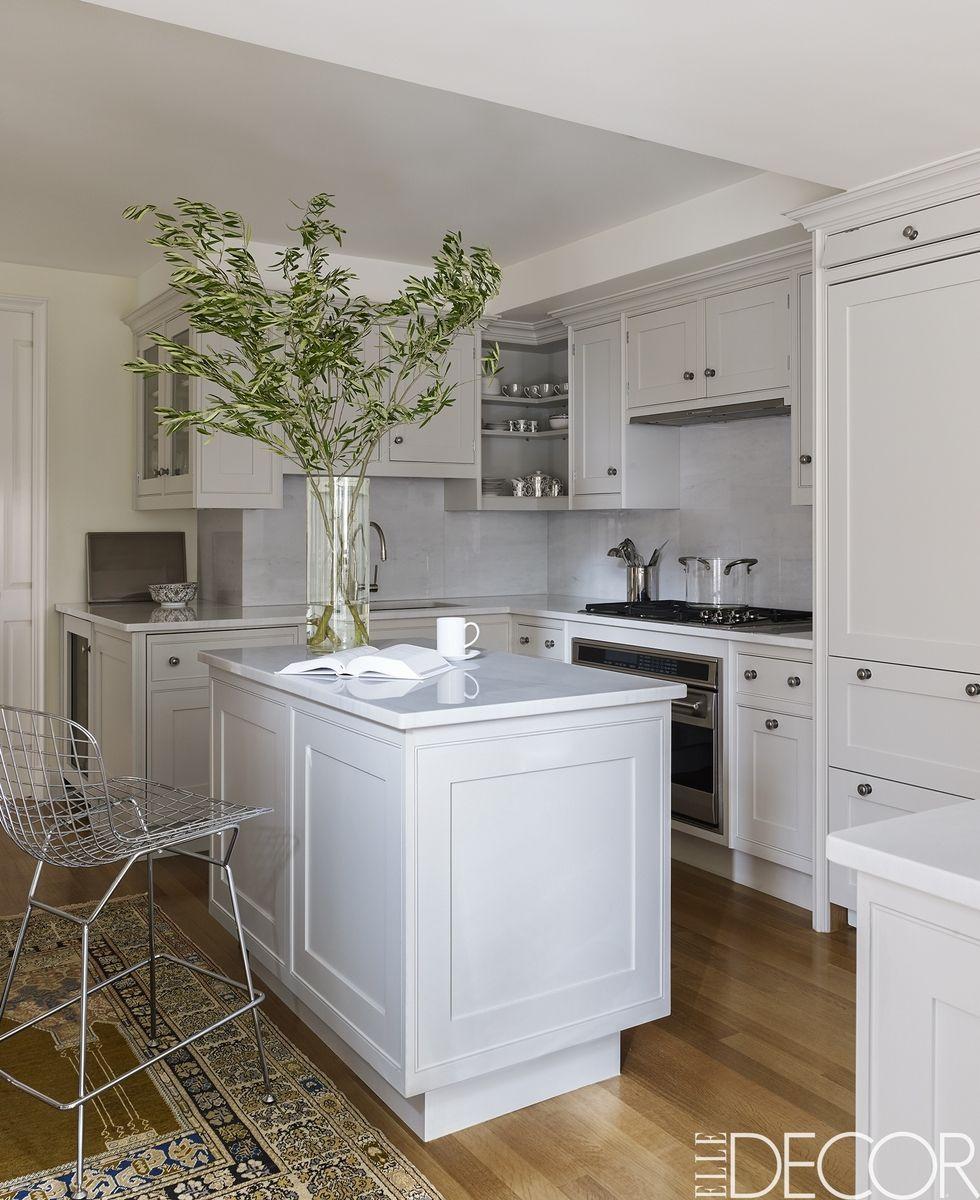 55+ Small Kitchen Ideas - Brilliant Small Space Hacks for ...