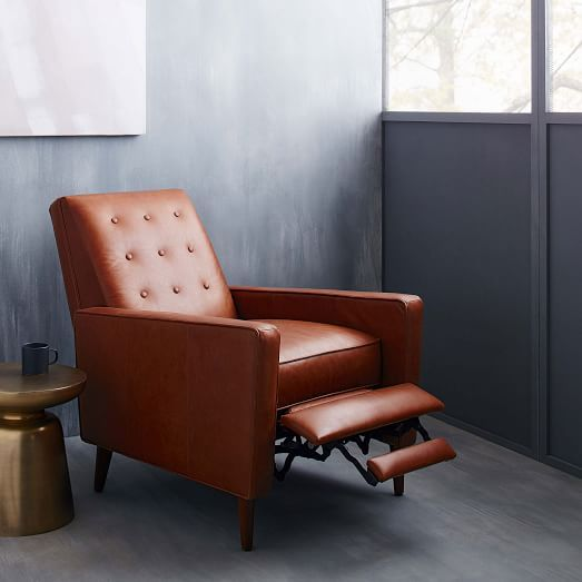 leather recliner chairs outdoor wicker uk 20 small recliners perfect for your living room furniture