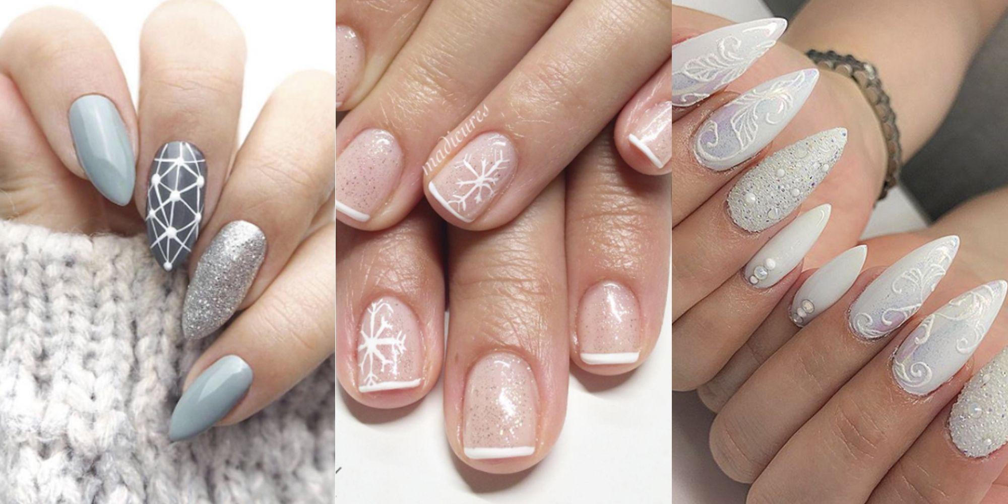 9 reasons snowflake nail