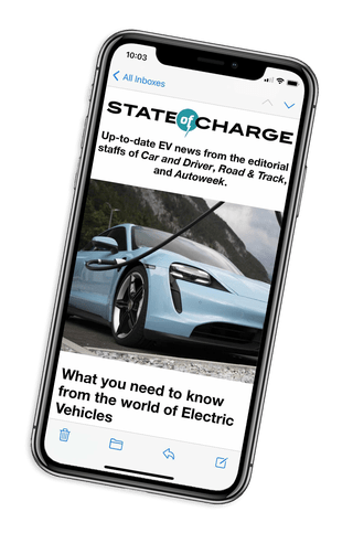 ev state of charge