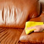 How To Clean A Leather Couch Best Way To Condition And Clean Leather Furniture