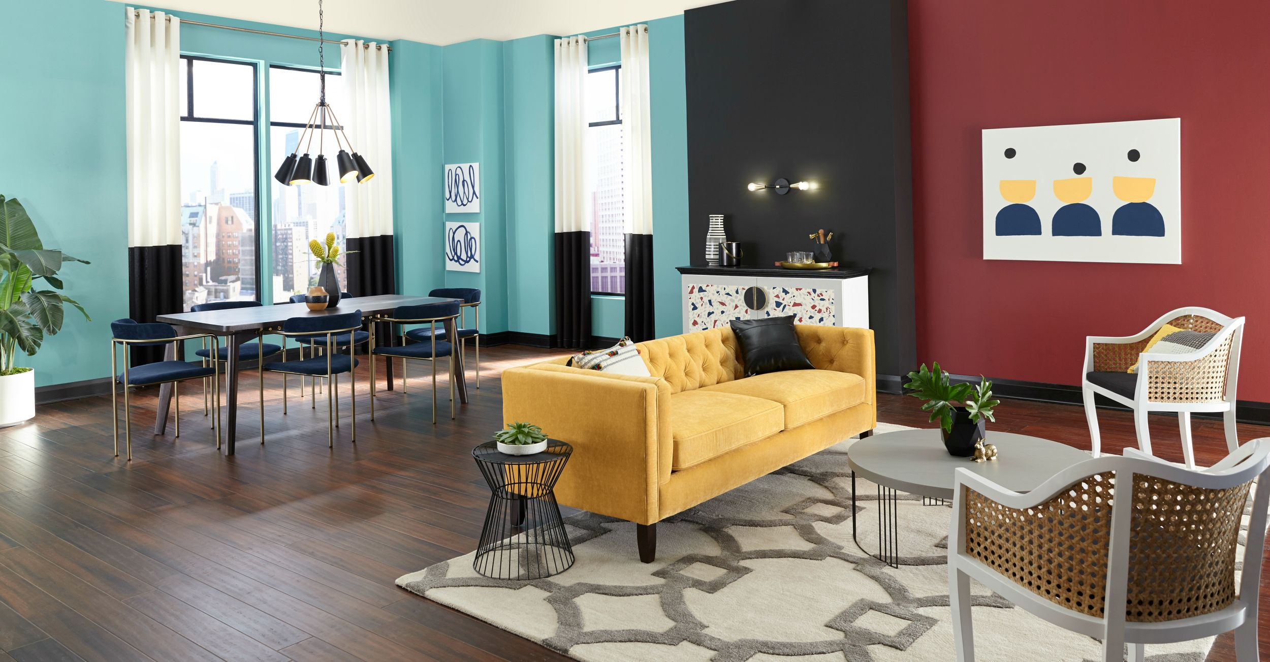 HGTV HOME By SherwinWilliams 2019 Color Of The Year Is
