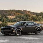 808 Hp Carbon Fiber 2018 Dodge Challenger Srt Demon For Sale On Bat