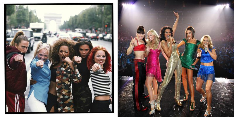 the spice girls 2019