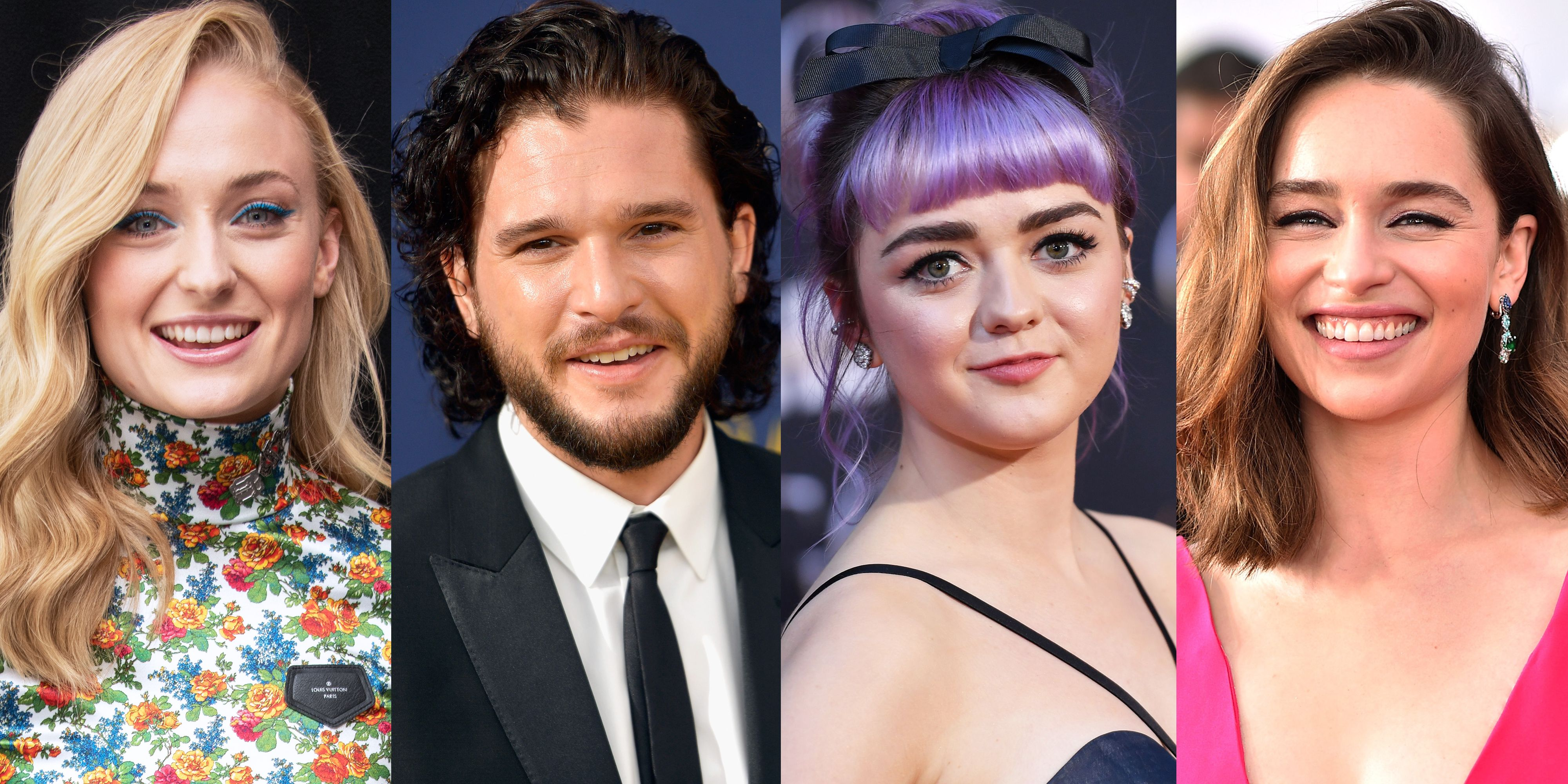 Game Of Thrones Cast Talk Final Season Game Of Thrones
