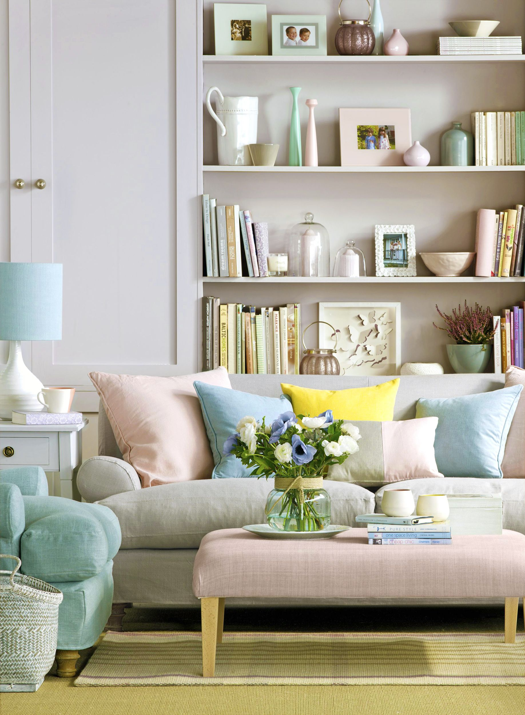 20 Spring Decor Ideas To Freshen Up Your Home Best Spring Decorating Ideas For The Home