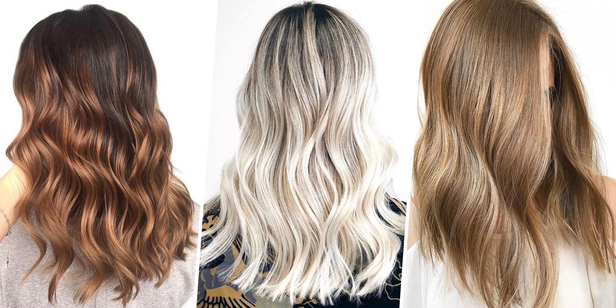 7 prettiest spring hair colors