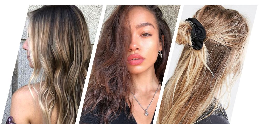 Balayage And Ombre Hair Color Techniques Explained What