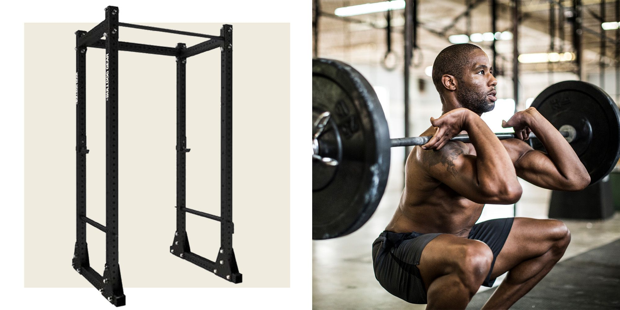 17 squat racks that will level up your home gym while packing on strength