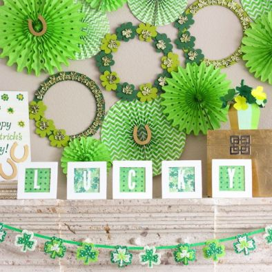 St Patrick's Day Decorations/Decorating Ideas