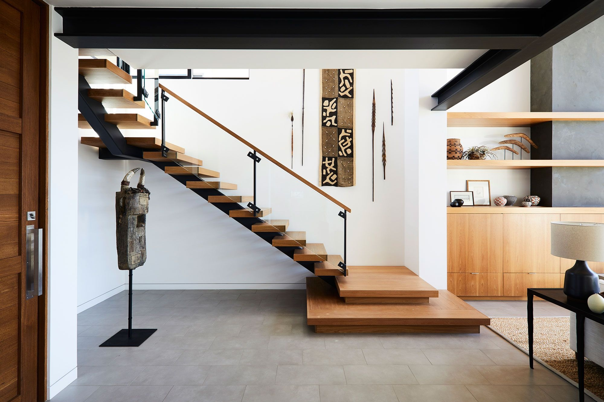55 Best Staircase Ideas Top Ways To Decorate A Stairway | Stairs Wall Paint Design | Designer | Fancy | Beautiful | Staircase Railing Wood | Wall Colour