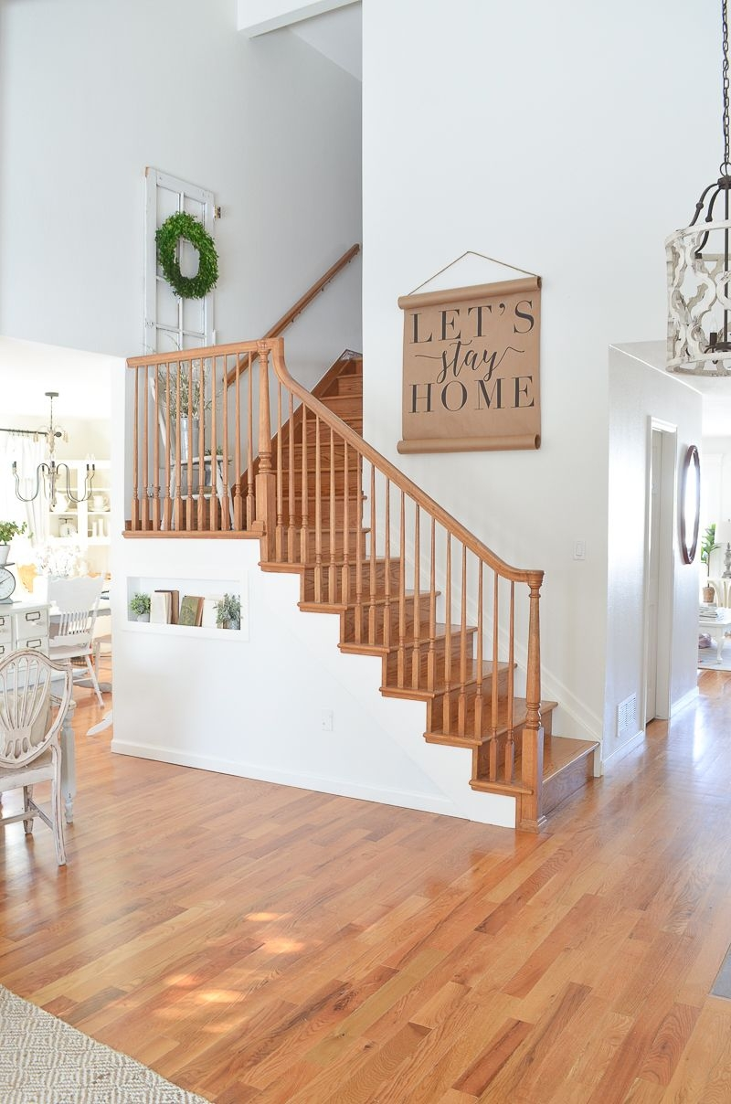 55 Best Staircase Ideas Top Ways To Decorate A Stairway   Simple Wooden Staircase Designs   Decorative   Classic Wood   Contemporary   Space Saving   Traditional