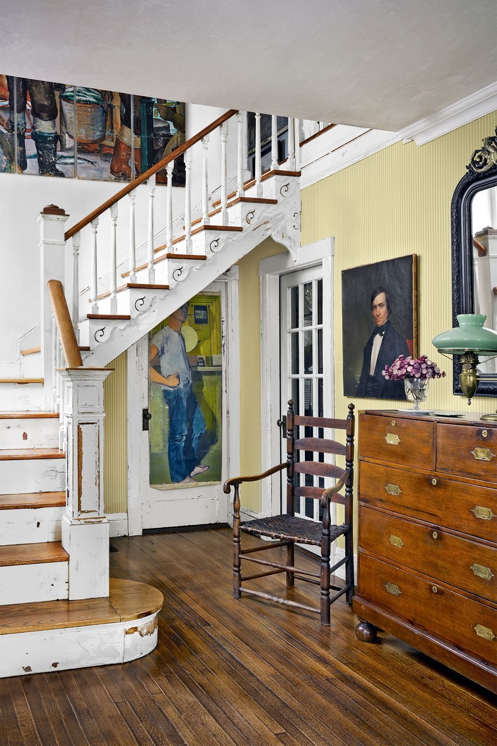 55 Best Staircase Ideas Top Ways To Decorate A Stairway   Simple House Stairs Design   Staircase Woodwork   Separated   Family House   Outside   Low Budget