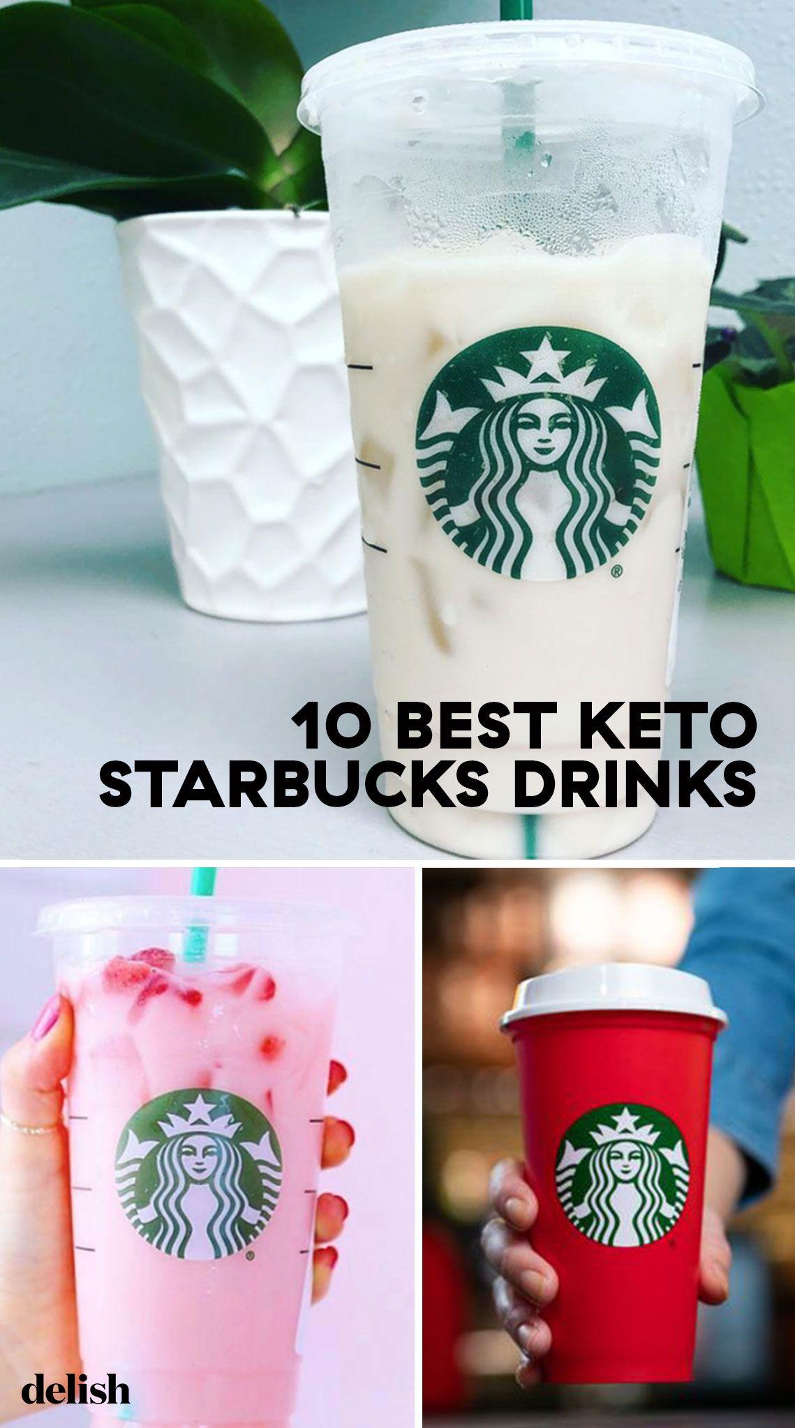 10 best starbucks keto