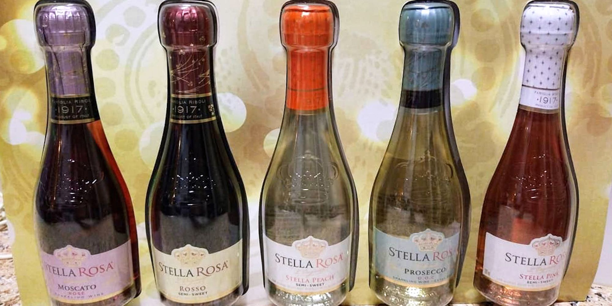 Sam's Membership Is Promoting a Stella Rosa Present Pack With