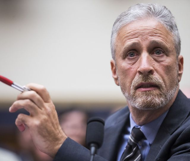 Former Daily Show Host Jon Stewart Testifies On Need To Reauthorize The September 11th Victim Compensation