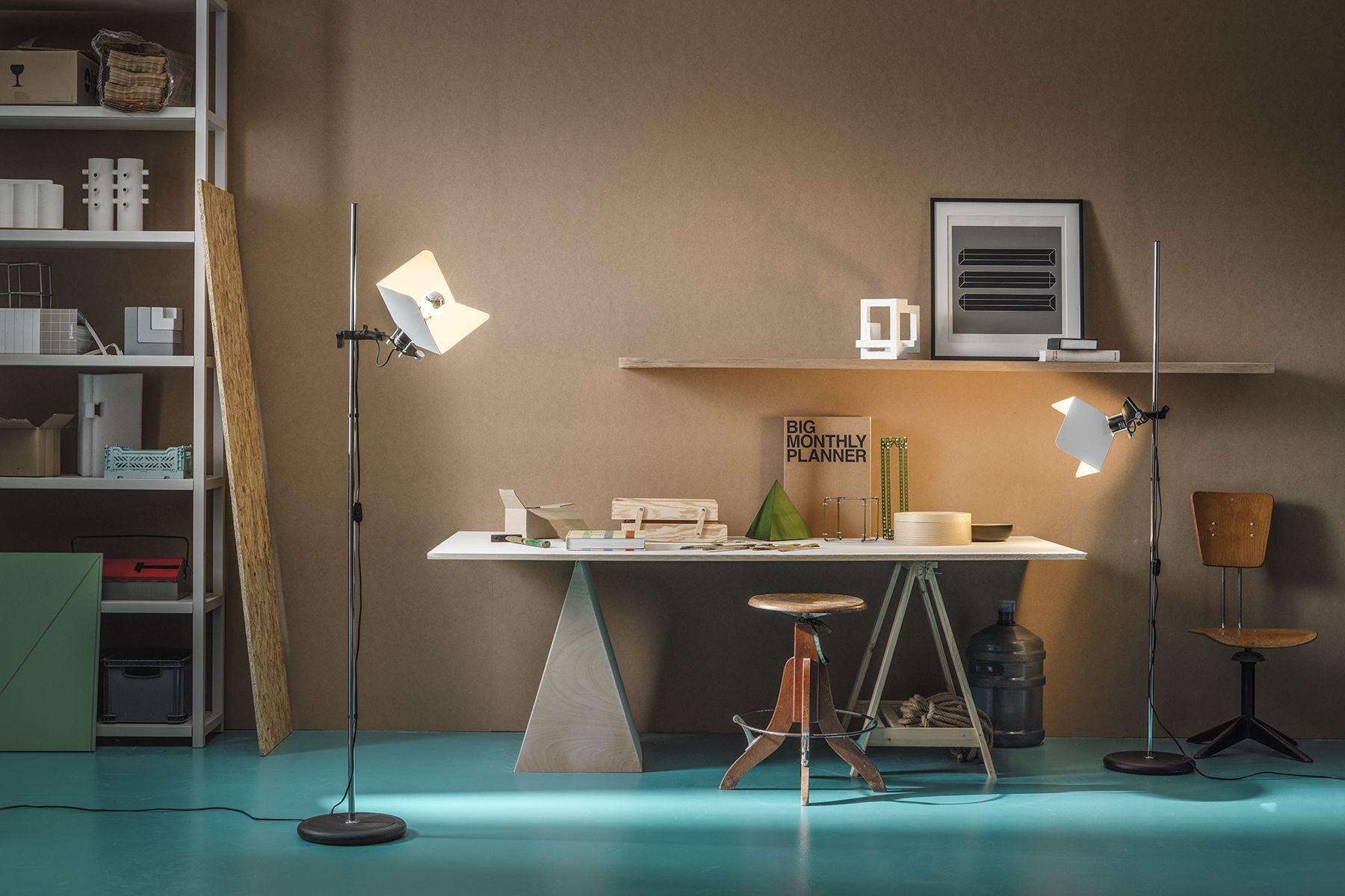 Mobili di design ispirati alle grandi icone del design. Le 6 Lampade Da Terra Piu Famose Della Storia Del Design