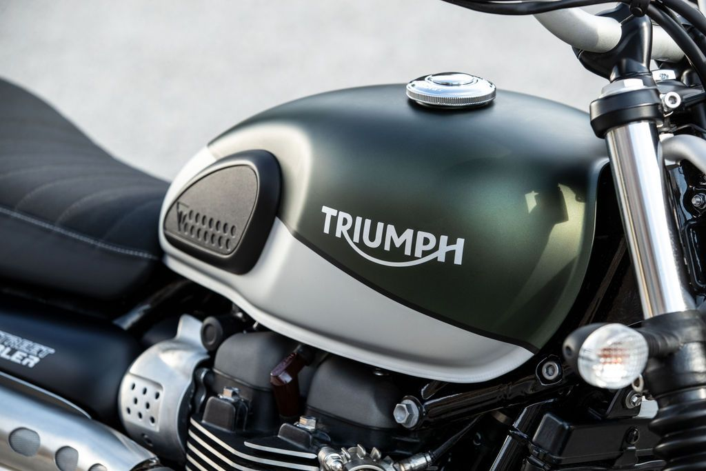 triumph is building an