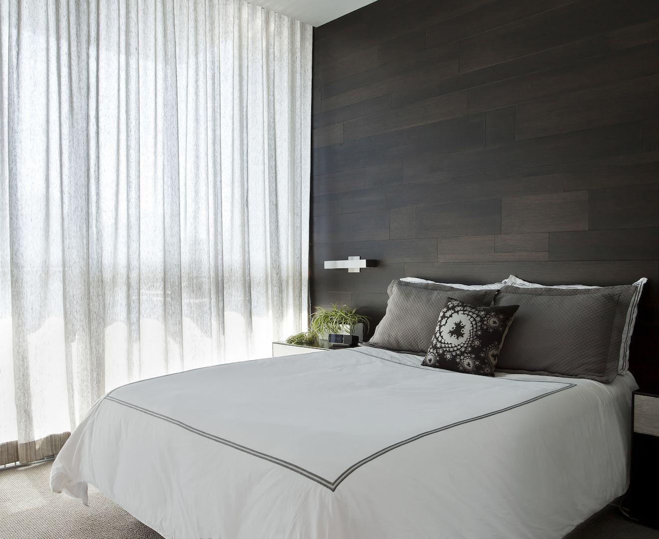36 black white bedrooms