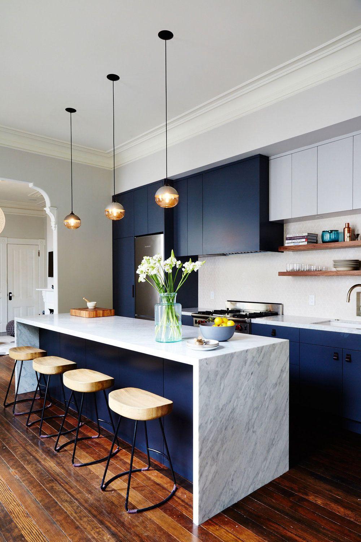 kitchen intiriur design inspiration - designing an aesthetic interior •