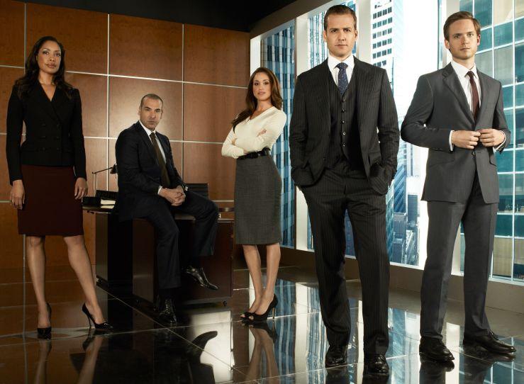 Suits cast - season one
