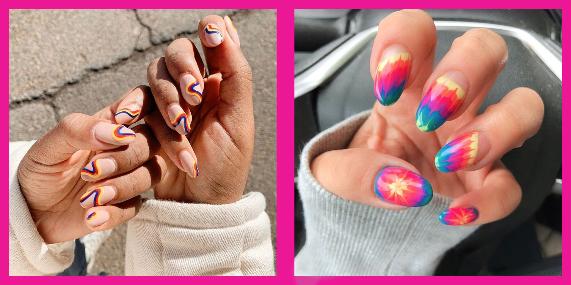Summer Nail Designs 2020 Best Summer Nail Art And Trends