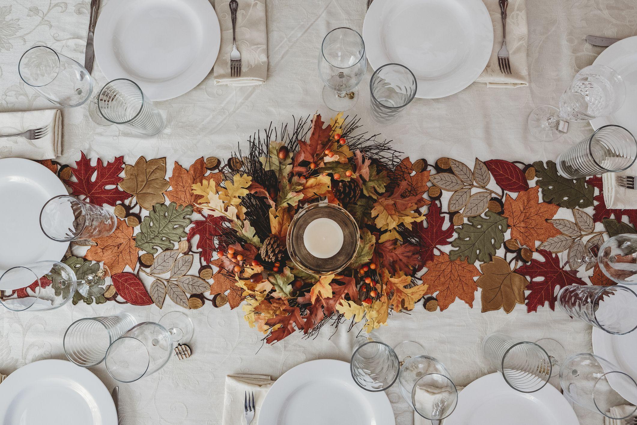 19 best thanksgiving table decor ideas